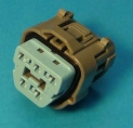 VE COMMODORE FUEL PUMP 5 PIN CON FEMALE