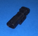 CAMSHAFT MOTOR DRIVE 2 PIN CON MALE